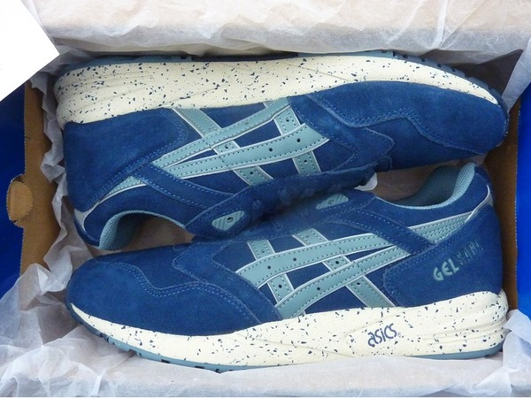 "Asics Gel Saga ""Navy - Goblin Blue"" - photo 1/1"
