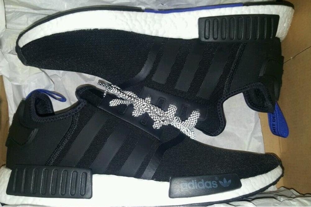 Adidas Nmd R1 Navy Black
