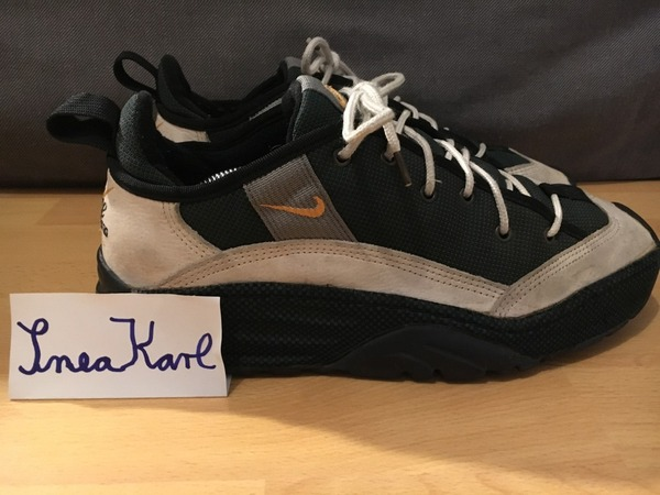 vintage og 1995 Nike Ndestrukt Air Cross Trainer Training 12 46 Shake Dennis Rodman Mad Max 2 3 - photo 1/9