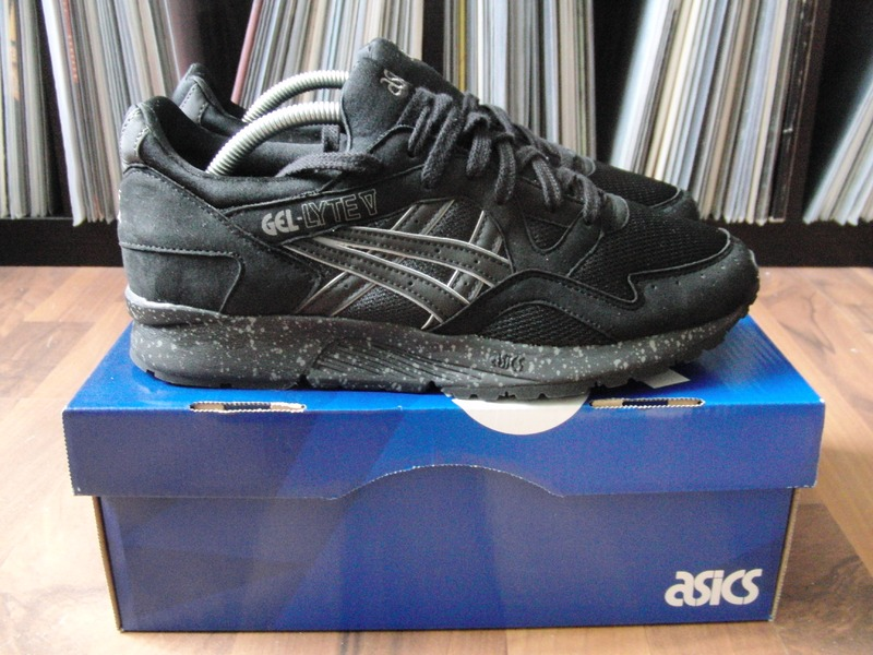 asics gel lyte v speckle black buy