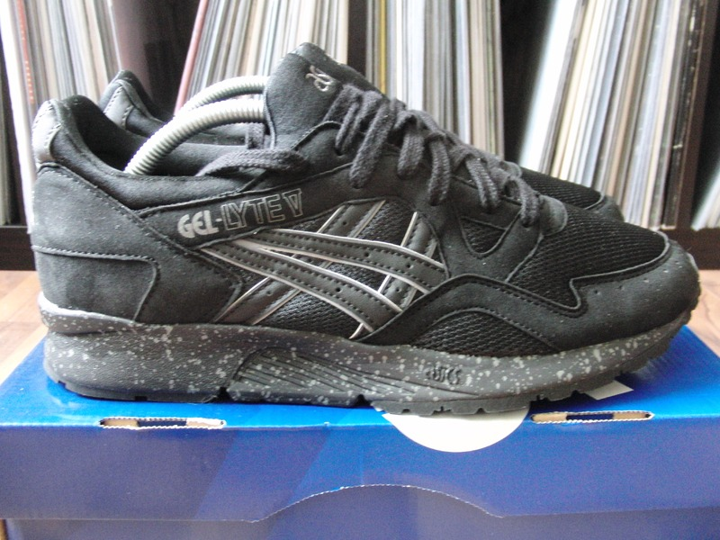 factory price 83c80 2bf23 asics gel lyte v black speckle Sale,up to 46% Discounts
