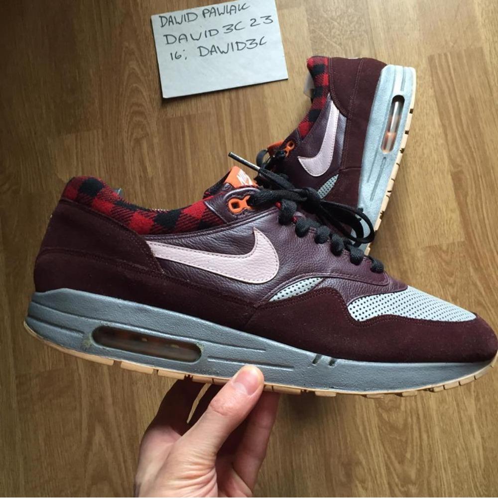 Air Max 1 'Flannel Pack' aka 'Lumberjacks' : Sneakers