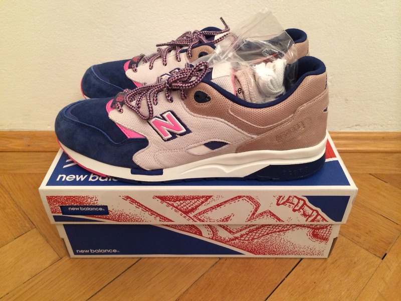 new balance 1600 daytona ronnie fieg