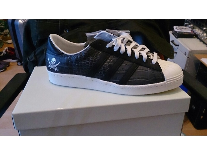 adidas consortium superstar 10th anniversary neighborhood