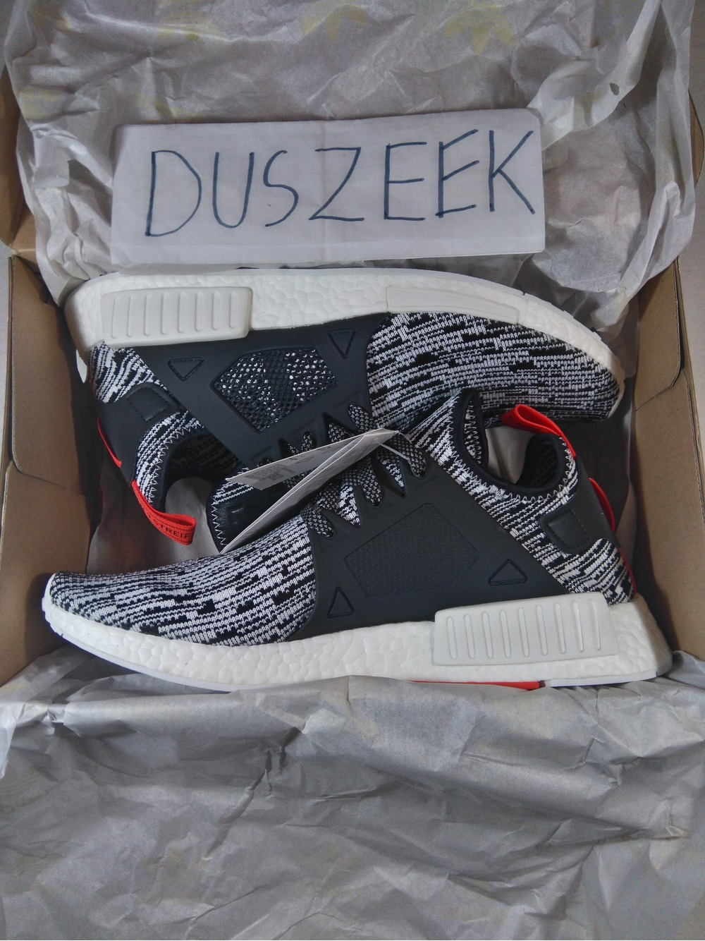 2018 New Arrival Nmd Xr1 Boost Duck Camo Black White Green