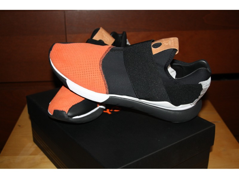 1016be00d adidas y3 mens Orange Sale
