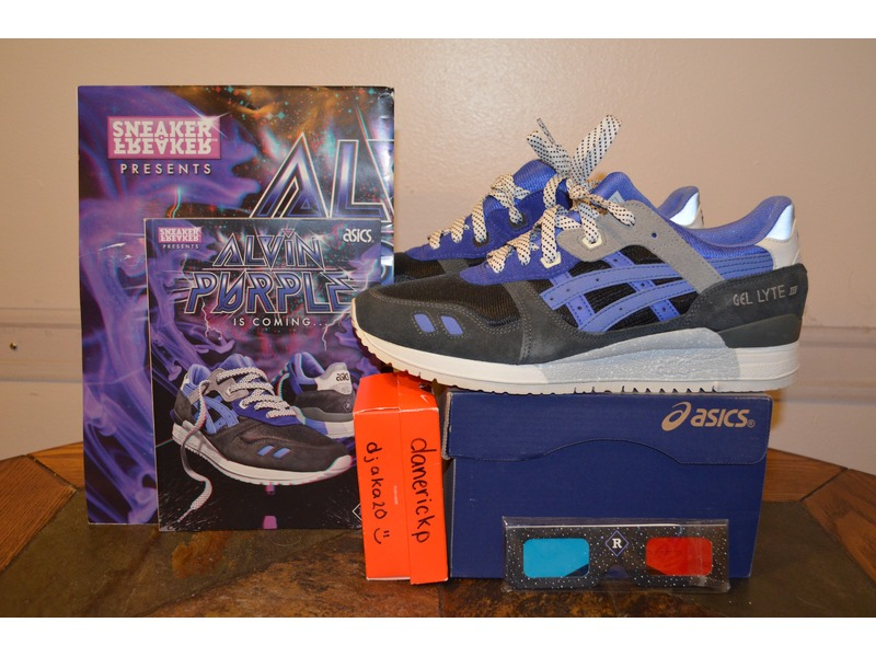 ecfe866de51e Buy asics gel lyte iii alvin purple   Up to OFF51% Discounted