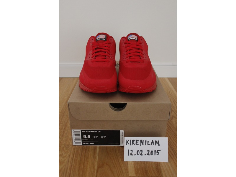 nike air max 90 hyperfuse qs 4th of july independence day