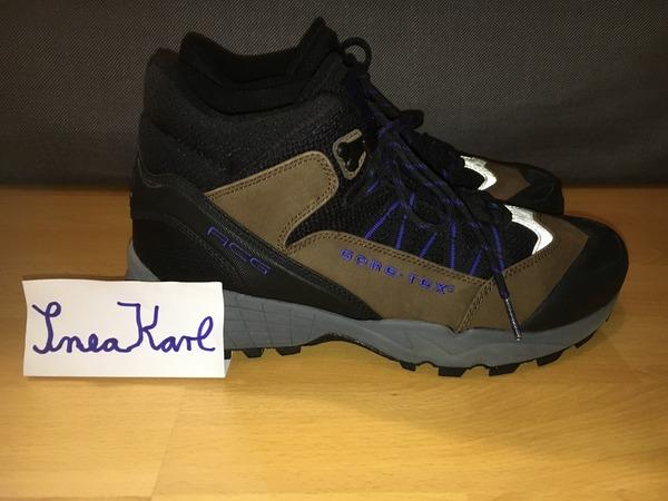 vintage og 2002 Nike Oregon ACG Gore-Tex Vibram Lupinek boots Air Mowabb Terra Minot Albis Sertig - photo 1/9