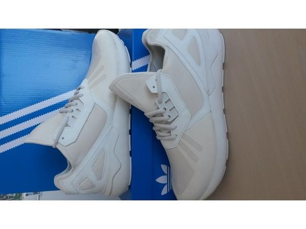 adidas x sneakersnstuff Tubular Runner Offwhite | NEW | US8 | EU 41 1/3 - photo 1/2