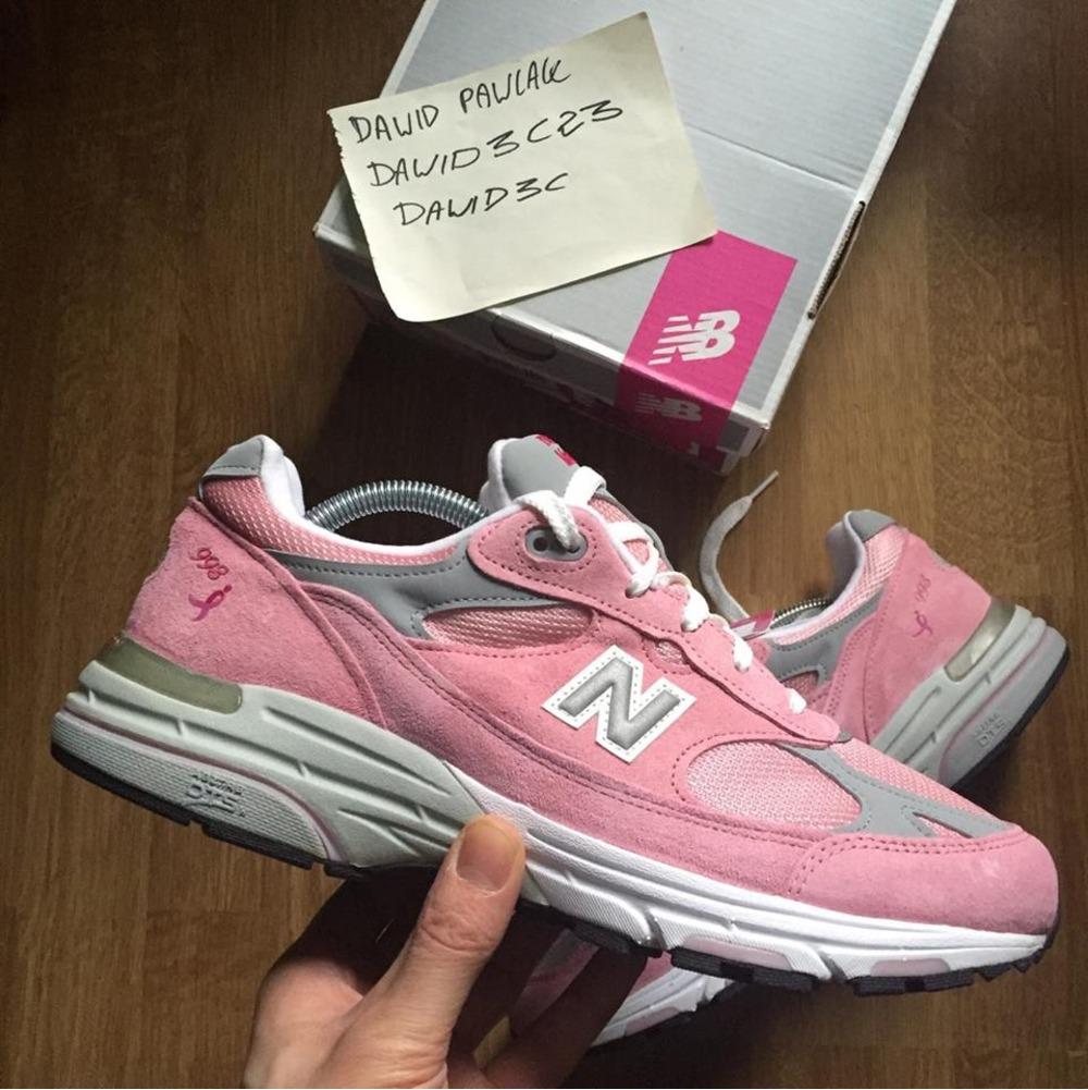 new arrival 9de98 e7d57 New Balance 993 Pink