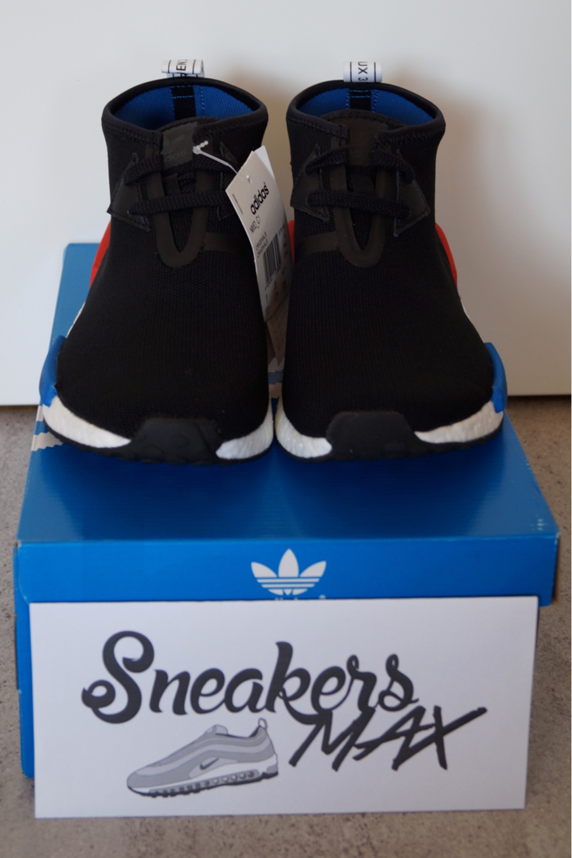 ADIDAS NMD CHUKKA Sneaker Freaker