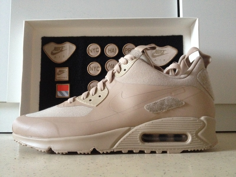 air max 90 sneakerboot patch buy