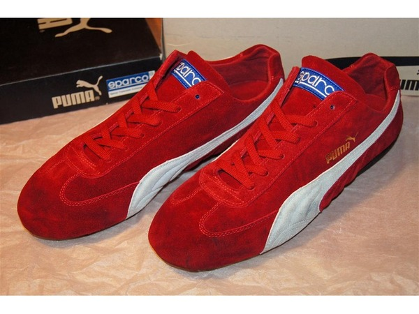 Puma Speed low (very 1st Speed Cat) - photo 1/5