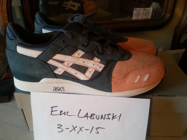 Asics Salmon Toe DS size 11.5 - photo 1/6