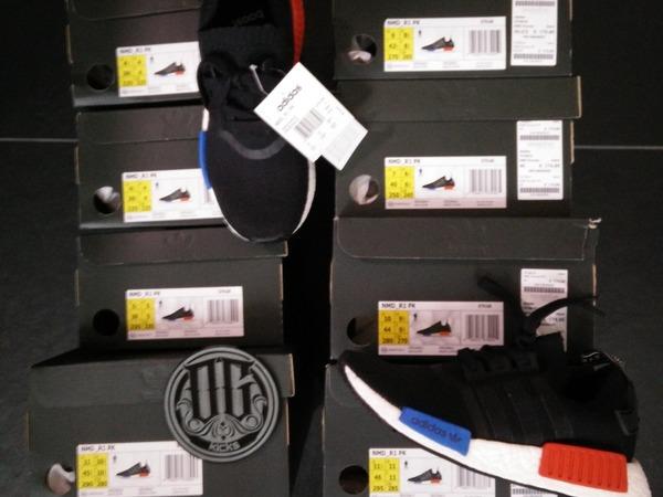 Adidas NMD Og Black PK - photo 1/3