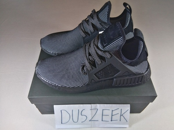 <strong>ADIDAS</strong> <strong>NMD</strong> <strong>XR1</strong> PRIMEKNIT TRIPLE BLACK 8US DS CORE LIMITED RARE PK <strong>NMD</strong>_<strong>XR1</strong> S32211 LTD - photo 1/1