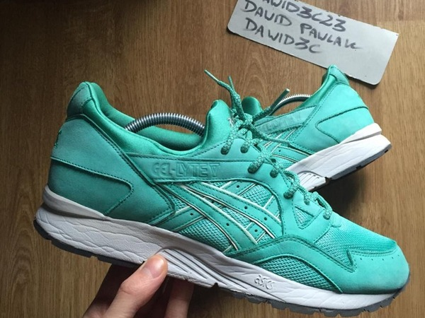 "Asics Gel Lyte V Ronnie Fieg ""Mint Leaf"" - photo 1/2"