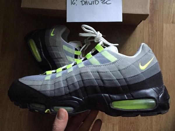 Nike Air Max 95 Neon - photo 1/2