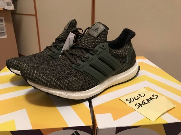 Adidas UltraBOOST LTD Trace Cargo Utility BA7748 Ultra Boost - photo 1/3