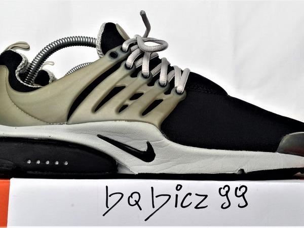 <strong>Nike</strong> <strong>Air</strong> <strong>Presto</strong> OG Black Grey 2000 Medium RARE - photo 1/9