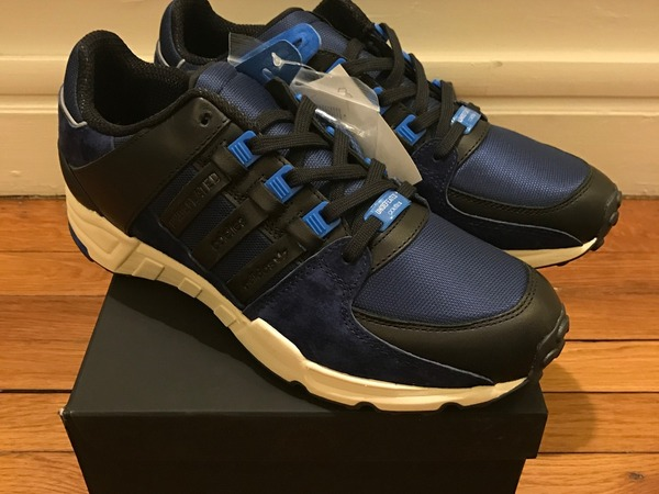 Adidas EQT Support UNDEFEATED x COLETTE Sneaker Exchange - photo 1/9