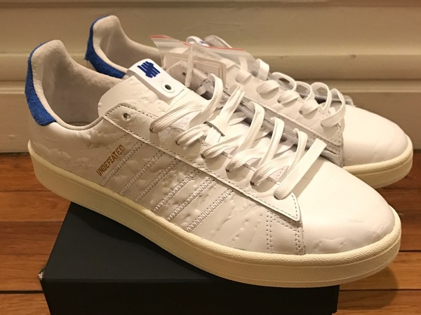 Adidas Campus COLETTE x UNDEFEATED Sneaker Exchange - photo 1/5