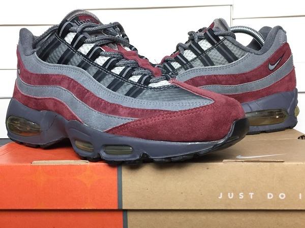 Nike Air Max 95 Premium 'Redwood' (2004) - UK 7.5 / US 8.5 / EUR 43 / CM 26.5 - photo 1/4