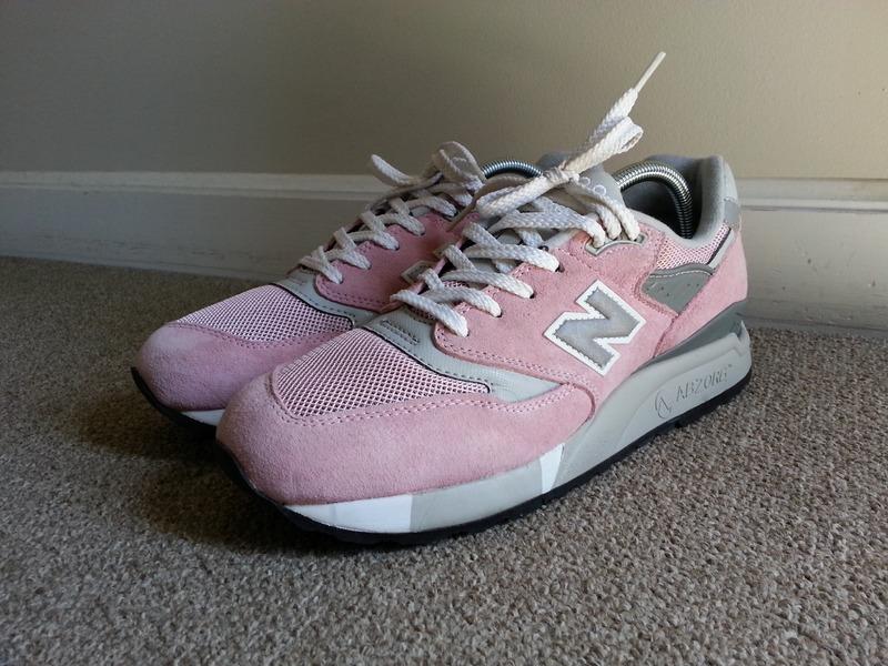 new balance 998 rose pink