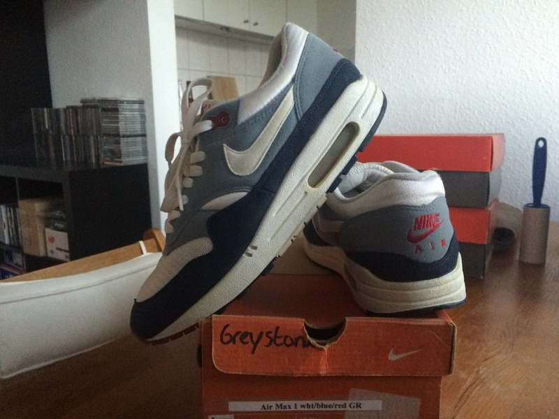 Nike Air Max 1 Greystone