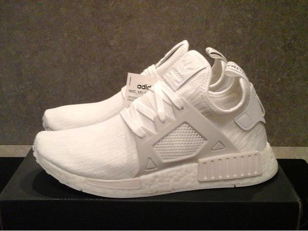 <strong>Adidas</strong> <strong>NMD</strong> <strong>XR1</strong> White - photo 1/6
