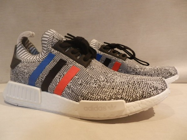 ADIDAS NMD_R1 PK TRICOLOR SIZE 11US - 189€ - photo 1/6