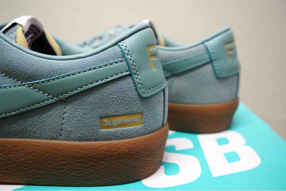 promo code b3ed3 d25ac Nike Blazer Low Gt Qs Supreme smithland.co.uk