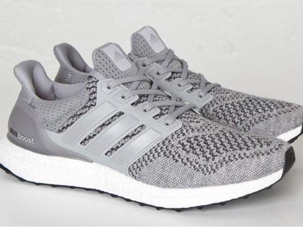 Adidas Ultra Boost Grey wool - photo 1/1