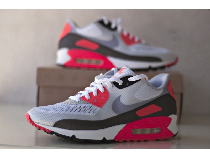b86fd1c5ab3 Crooked Tongues X Nike Air Max 90 Hyperfuse Infrared