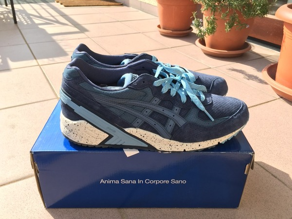 "***SOLD*** Asics x Ronnie Fieg Gel Sight West Coast Project ""Atlantic"" US 10 - photo 1/4"