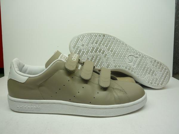 Adidas Stan Smith velcro leather - photo 1/3