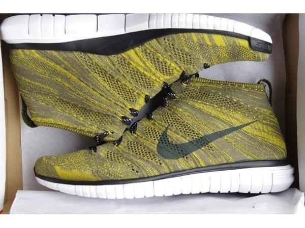 Nike Free Flyknit Chukka - photo 1/1