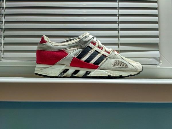 Adidas Eqipment Guidance 1993 vintage - photo 1/9