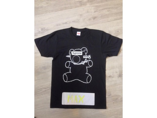 Supreme x Undercover Black Bear tee - photo 1/2