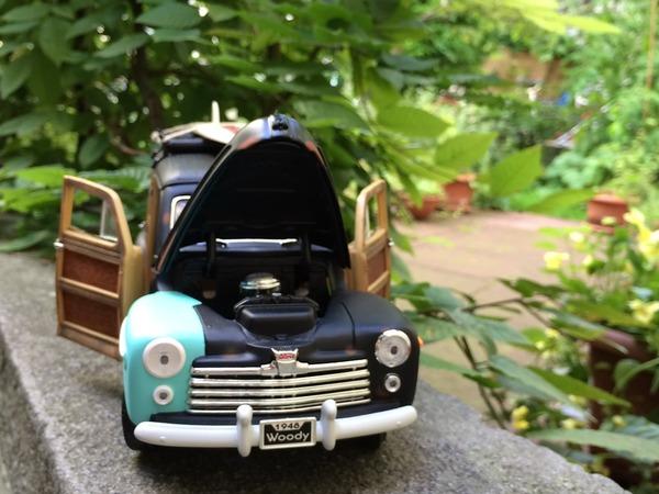 Carhartt Ford Woody Car - photo 1/8