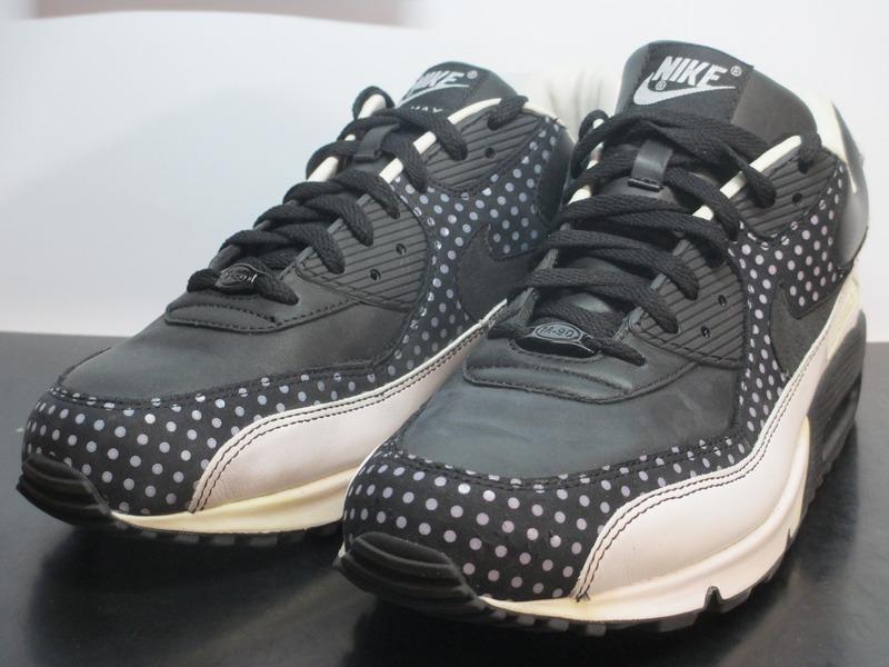 9de0d99b13de Nike Air Max 90 Foot Patrol 2005 Black Black-White 313093 001 - photo ...