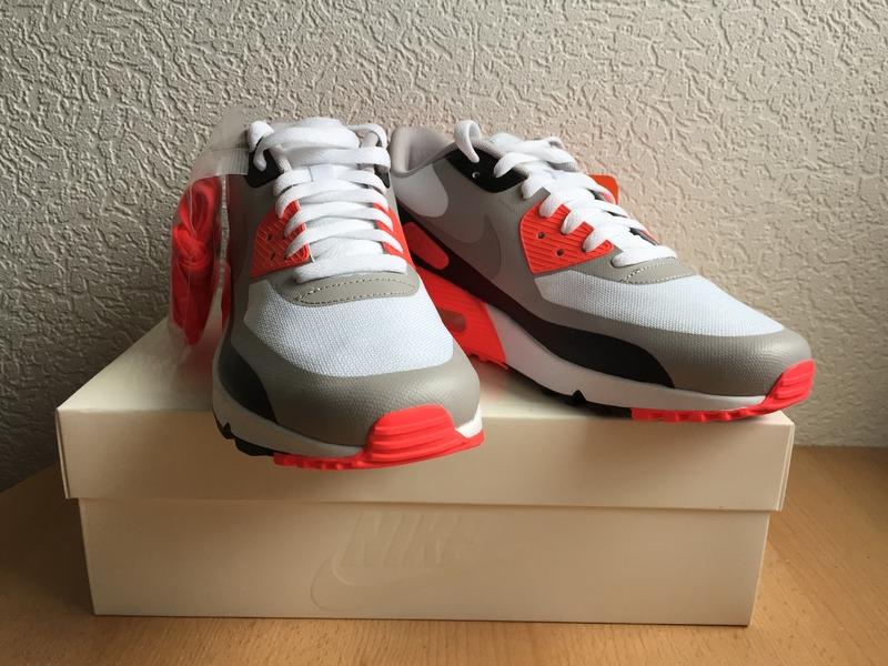 2b6d01e2dd ... Nike Air Max 90 V SP Patch Pack Infrared OG - photo 3/3 ...