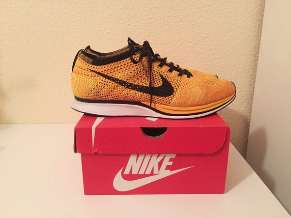 Nike Flyknit Racer Cheetos - photo 1/6