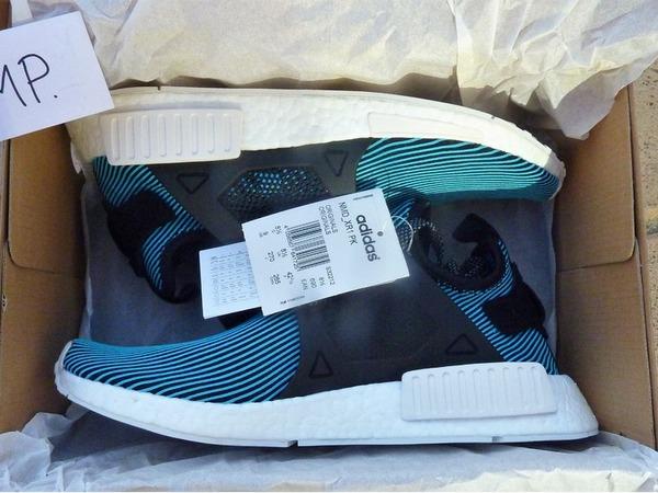 """Adidas NMD_XR1 Primeknit """"Blue Cyan"""" - photo 1/1"""
