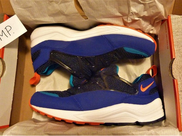 "Nike Huarache Light OG ""Ultramarine"" - photo 1/1"
