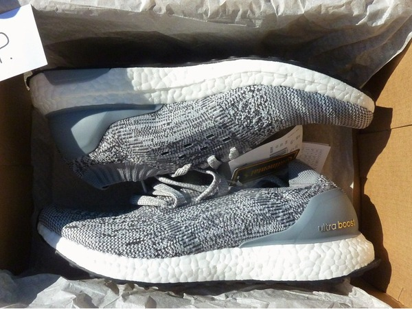 "Adidas Ultraboost Uncaged M ""Clear Grey"" - photo 1/1"