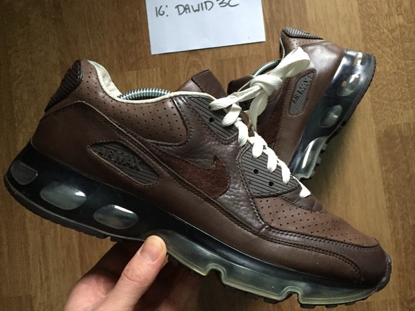 Nike Air Max 90 One time only Baroq brown - photo 1/2