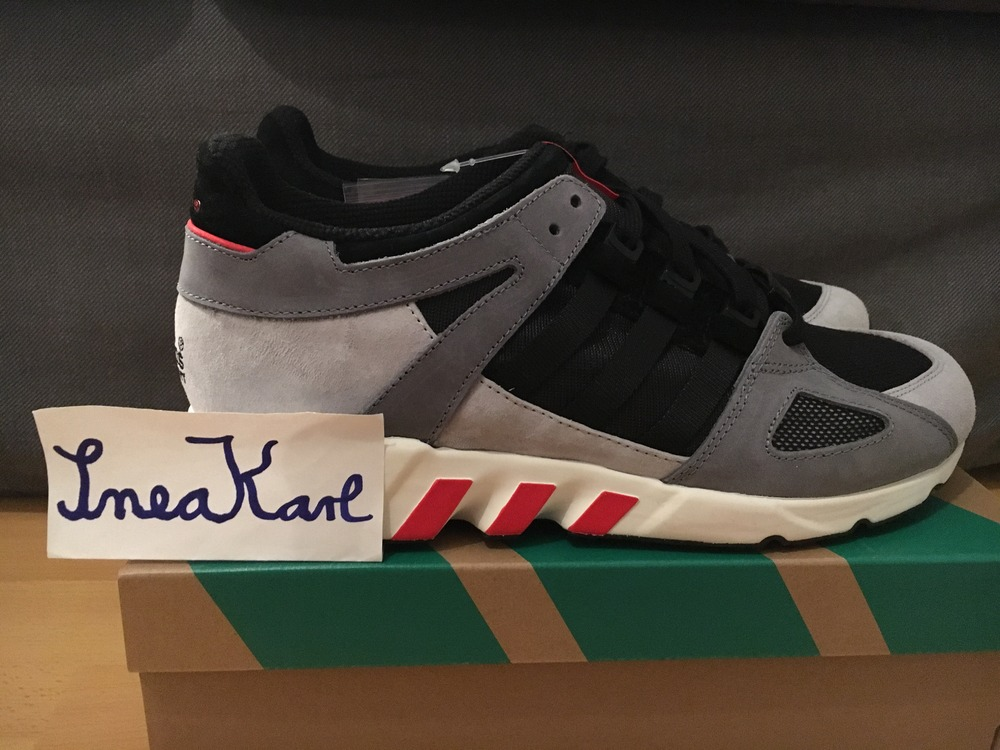 Customer reviews: Adidas EQT Support Mens Running Shoes, Size 12