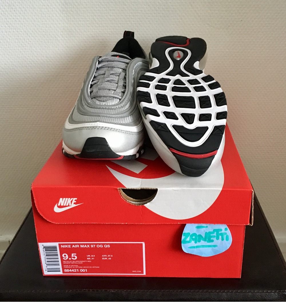 online retailer 5a545 25b34 Cheap Nike air max 97 for sale iOffer
